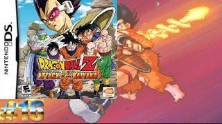 El sacrificio de Goku/Dragon Ball Z: Attack of the Saiyans #16