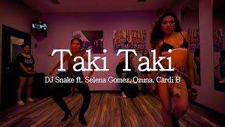 Taki Taki by DJ Snake , Ozuno , Cardi B , Selena Gomez Choreograph by Sasi |Sasilicious|
