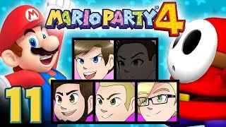 Mario Party 4: From Downtown - EPISODE 11 - Friends Without Benefits