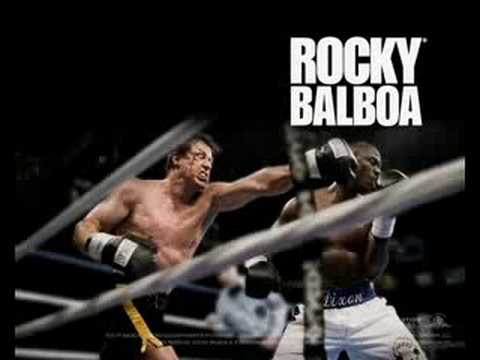 Rocky soundtrack - It's a Fight