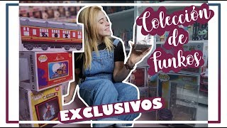 MI COLECCIÓN DE FUNKOS (exclusivos) 2.0 + SORTEO FUNKO