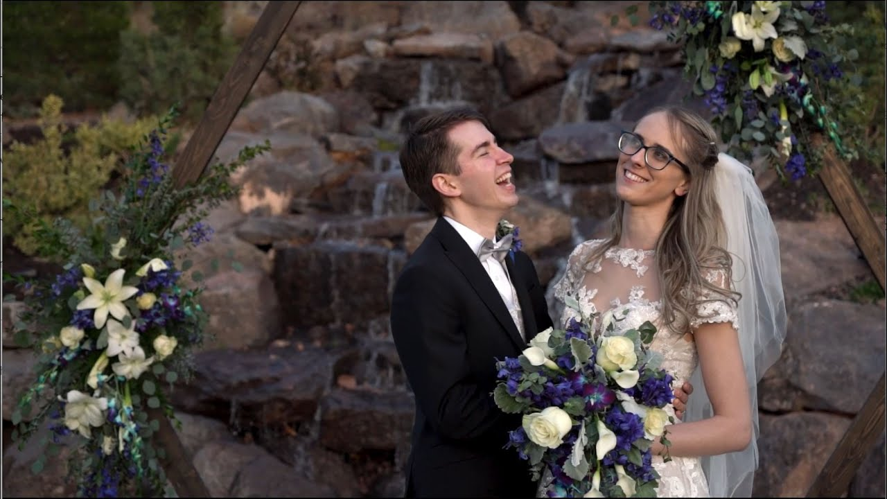 Alex & Dallin | Springs Wedding & Events Toquerville, UT | AW Creates