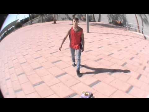 pablo bd skateboards para  michel .