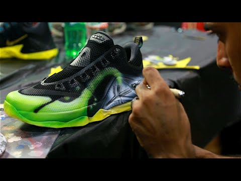 "Sneaker Con Presents: Ace Of Customs Episode 7 ""Champions League"""
