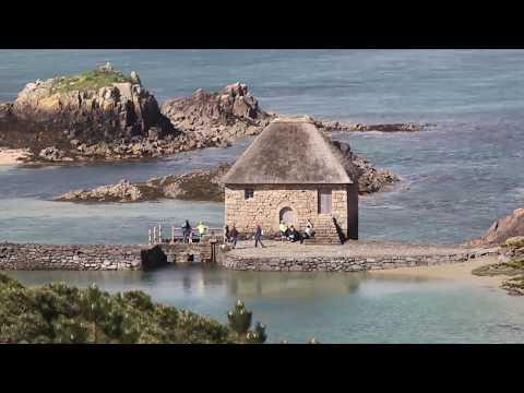 Ile de Bréhat en vidéo et photo Tri Martolod