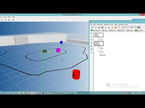Tutorial Medium  of Robotino Search and Approach Image Processing
