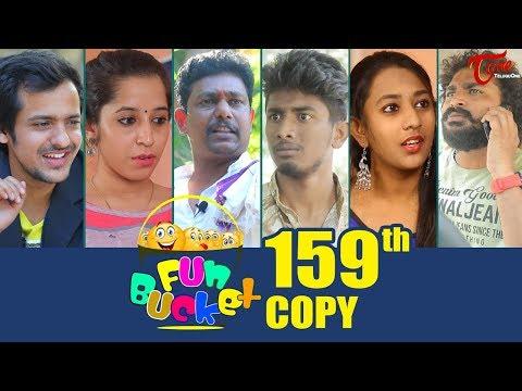 Fun Bucket  159th Episode  Funny s  Telugu Comedy Web Series   Sai Teja  TeluguOne