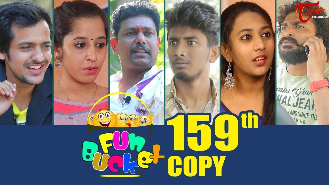 Fun Bucket | 159th Episode | Funny Videos | Telugu Comedy Web Series | By Sai Teja - TeluguOne