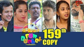 Fun Bucket   159th Episode   Funny Videos   Telugu Comedy Web Series   By Sai Teja - TeluguOne