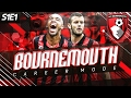 FIFA 17 Bournemouth Career Mode - S1E1 - Our Road To Glory Begins!!