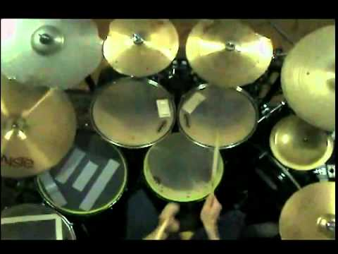 The Pride - Five Finger Death Punch (Drum Cover)