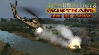 Air Conflicts Vietnam PC Gameplay FullHD 1080p