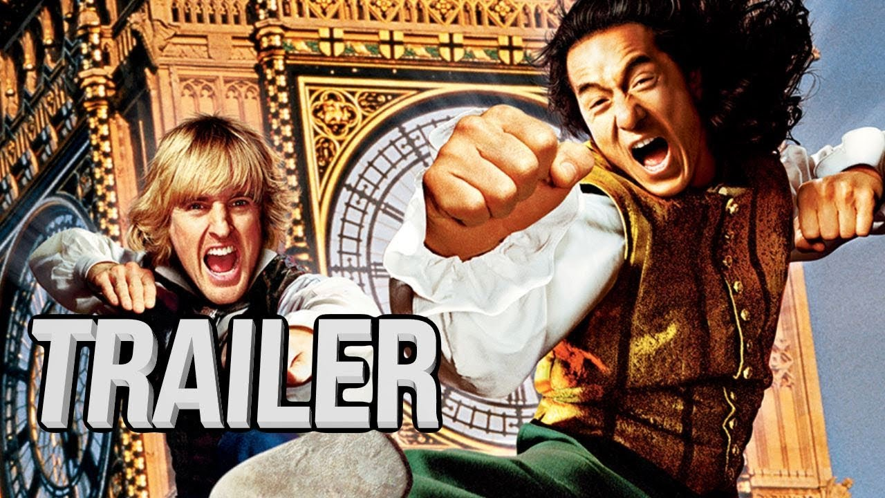 Shanghai Knights 2003 Trailer German Feat Jackie Chan Owen