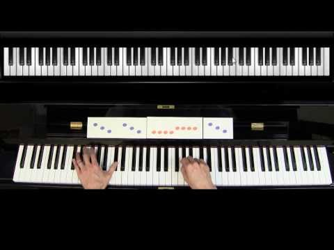 How to Play Piano Basics - First Song (2013) - Hoffman Academy