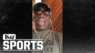Dennis Rodman Believes He Helped Kim Jong-un Come Around on Trump and U.S. | TMZ Sports