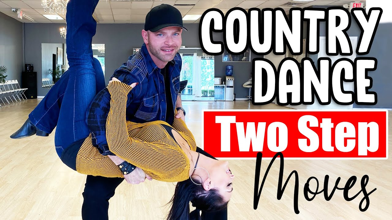 Country Dance Moves - Cool Texas Two Step Moves