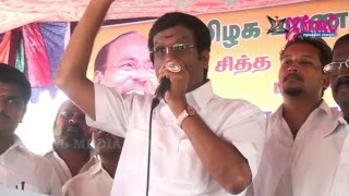 AK.Moorthy about PMK | Supporting SVS Students