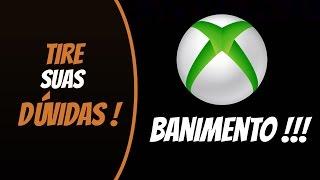 XBOX - TUDO SOBRE BANIMENTO DE CONSOLES! [Oficial Microsoft]