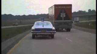 smokey and the bandit pursuit