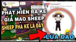 PLAY TOGETHER   Phát Hiện Ra Người Đã GIẢ MẠO ''SHEEP'' và Nhà Của SHEEP