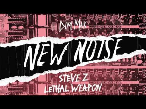 Steve Z - Lethal Weapon (Audio) I Dim Mak Records