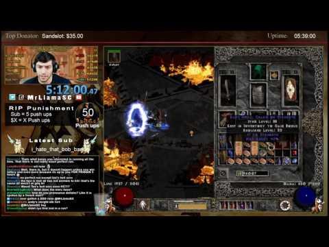 Diablo 2 - Holy Grail Sorc (01/14/2017)