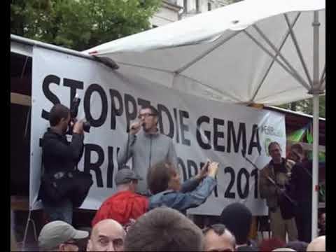 Anti Gema Demo - 25 06 2012 - Dr Motte