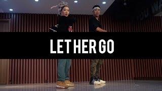 Let Her Go | Amina Choreography | 116 Dance Studio