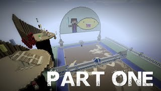 Quick Build Doubles - Stampy & Ballistic Squid Vs Gaming Lemon & BigBStatz - Part 1