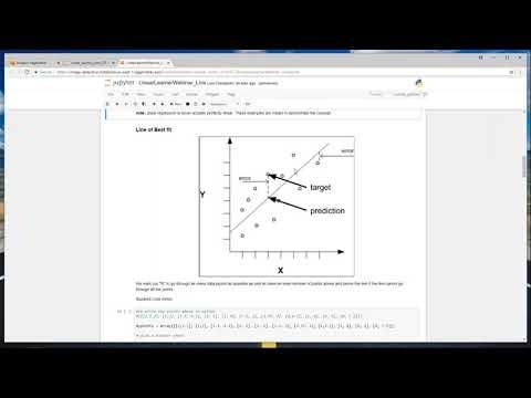 Amazon SageMaker's Built-in Algorithm Webinar Series: Linear Learner