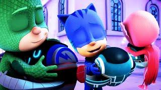 PJ Masks Full Episodes New Episode 13 Full Episodes Season 2 | Superhero Kids