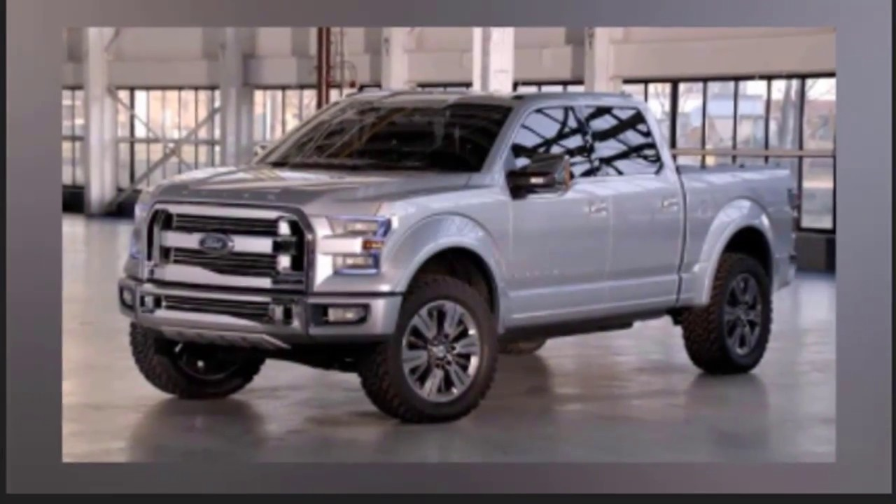 2020 Ford Atlas Price