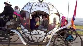 Эдгар+Сюзанна свадьба карета