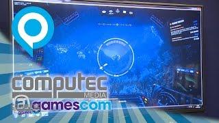 Aquanox: Deep Descent | Gameplay-Präsentation | Gamescom 2014