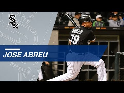 2ff56464e Abreu hits for the cycle against the Giants - YouTube