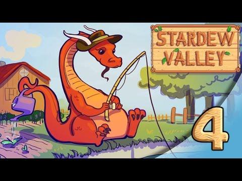 Make Stardew Valley [1.1 Update] - 4. Magical Misadventures - Let's Play Stardew Valley Gameplay Pictures