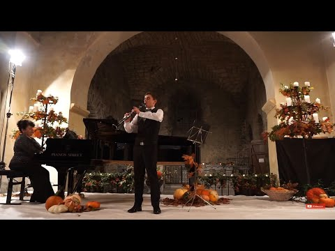 Klezmer music, clarinet and piano #3 (Georges-Lucas Ilouridzé)
