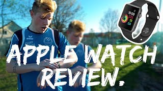 APPLE WATCH REVIEW. | Piere Vlog Wien
