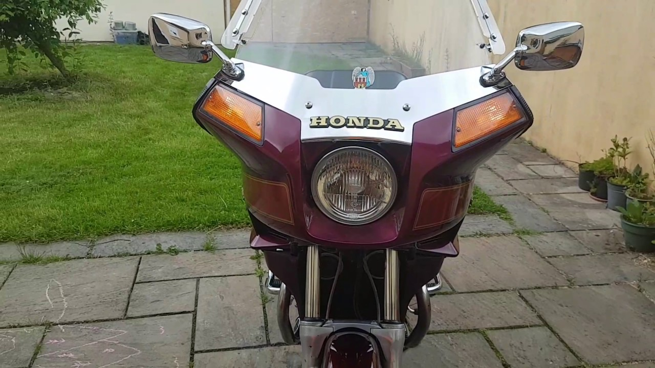 Honda Gl 650 Silverwing Interstate 1983 For Sale In South Wales 1970 Silver Wing Motorcycles