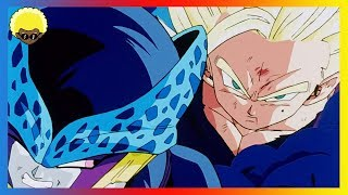 how gohan tore 8 cell juniors apart and you loved it