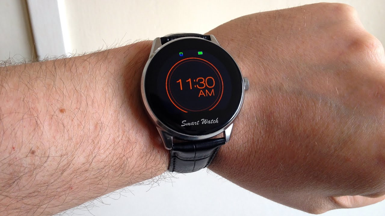 k8 smart watch review