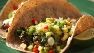 What's For Dinner Wednesday: Veggie Tacos || Kin Eats