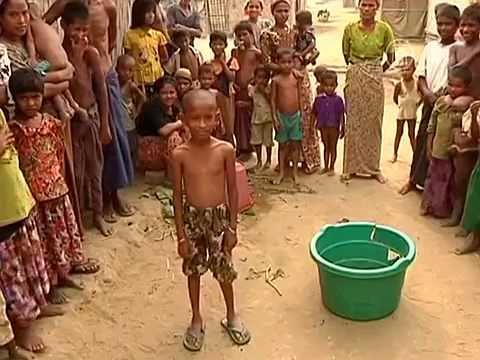 Народности рохинджа в