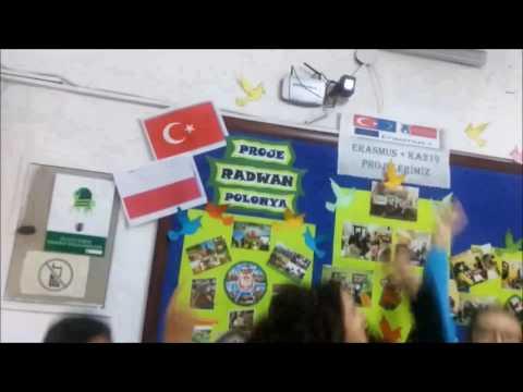 Yenimahalle/Ankara Ataturk Secondary School LIPDUB -2016