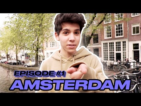 Sulivan on the road #1 - Chilling day à Amsterdam avec Gloria