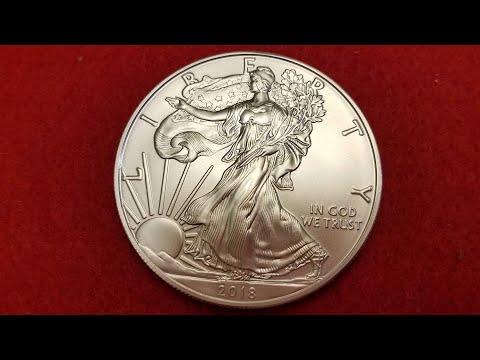 Moneda Aguila De Plata Americana | American Silver Eagle | Informacion Y Caracteristicas