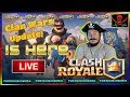 Clan Wars is here Clash Royale Live Update #95 Let's Play | TheDivision454 Plays |