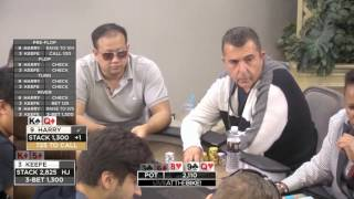 Epic Clash Between Keefe and Big Harry!! ♠ Live at the Bike!