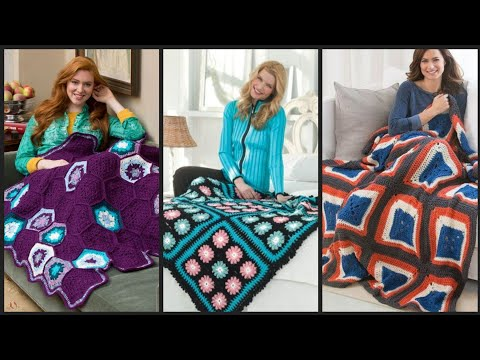 Beautiful And Outstanding Crochet Blanket Design And Patterns