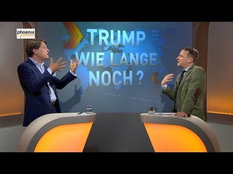 """Augstein und Blome vom 26.05.2017:  """"TRUMP - WIE LANGE NOCH?"""""""